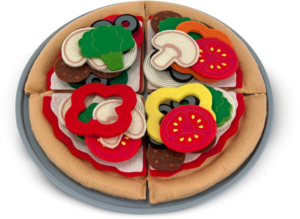 Melissa & Doug Сюжетно-ролевая игра Готовь и играй Пицца аппарат для напитков готовь и играй