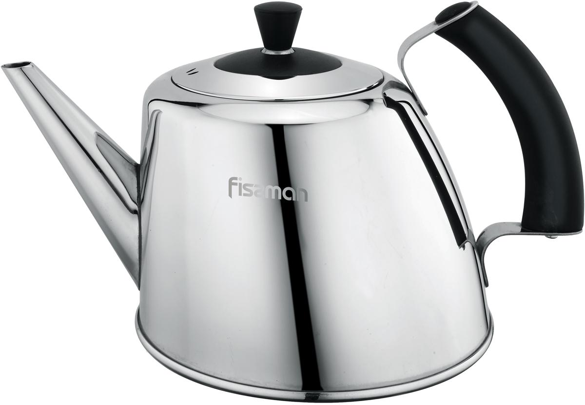 цена на Чайник Fissman Petite Fleur, для кипячения воды и заваривания чая, 1,2 л