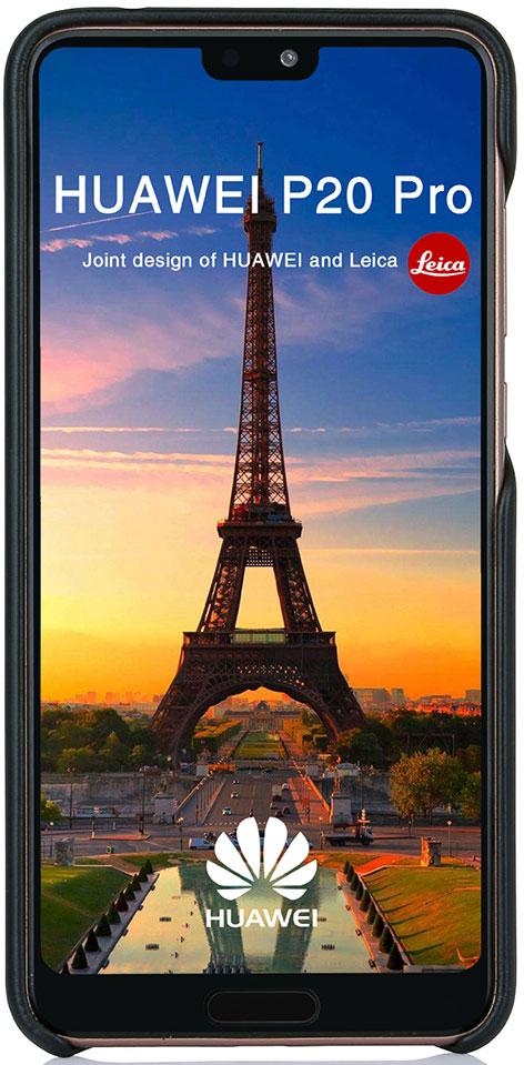 купить Чехол G-Case Slim Premium для Huawei P20 Pro, Black недорого