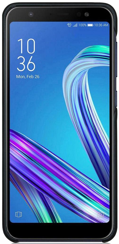G-Case Slim Premium чехол для ASUS ZenFone Max (M1) ZB555KL, Black g case slim premium чехол для asus zenfone 4 selfie zd553kl black