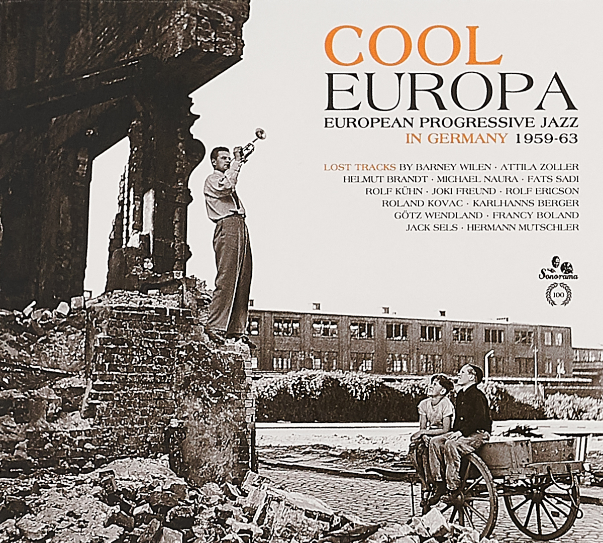 Fats Sadi Quintet,Rolf Ericson Quintet Cool Europa. European Progressive Jazz eilenkrig crew quintet