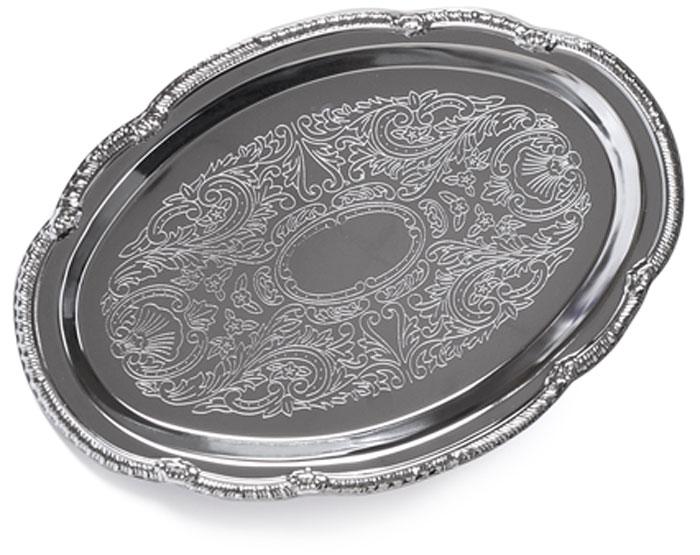 Поднос Fissman, овальный, 31 х 22 см. 9420 8676 fissman овощерезка для декорирования блюд в форме точилки