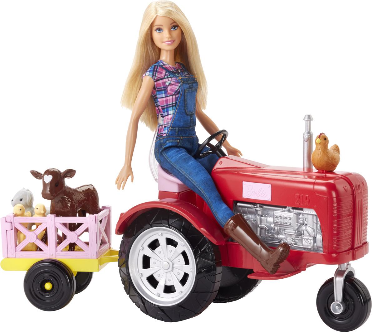 Barbie Кукла Фермер