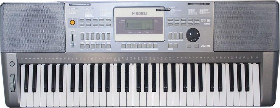 Medeli A100, Gray цифровой синтезатор цены