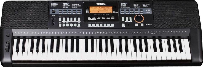 Medeli A300, Black цифровой синтезатор цены