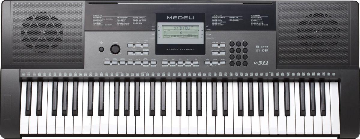 Medeli M31, Dark grey цифровой синтезатор цены