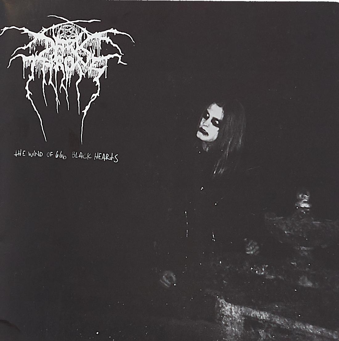 Darkthrone Darkthrone. The Wind Of 666 Black Hearts