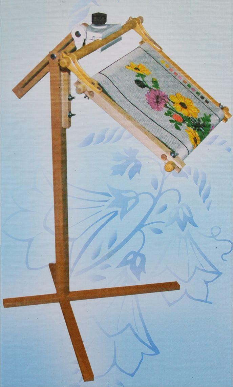 Стенд-держатель пялец Компания Бос, напольный. 012BOS напольный стенд для плоттеров printer stand sd 21 1151c001