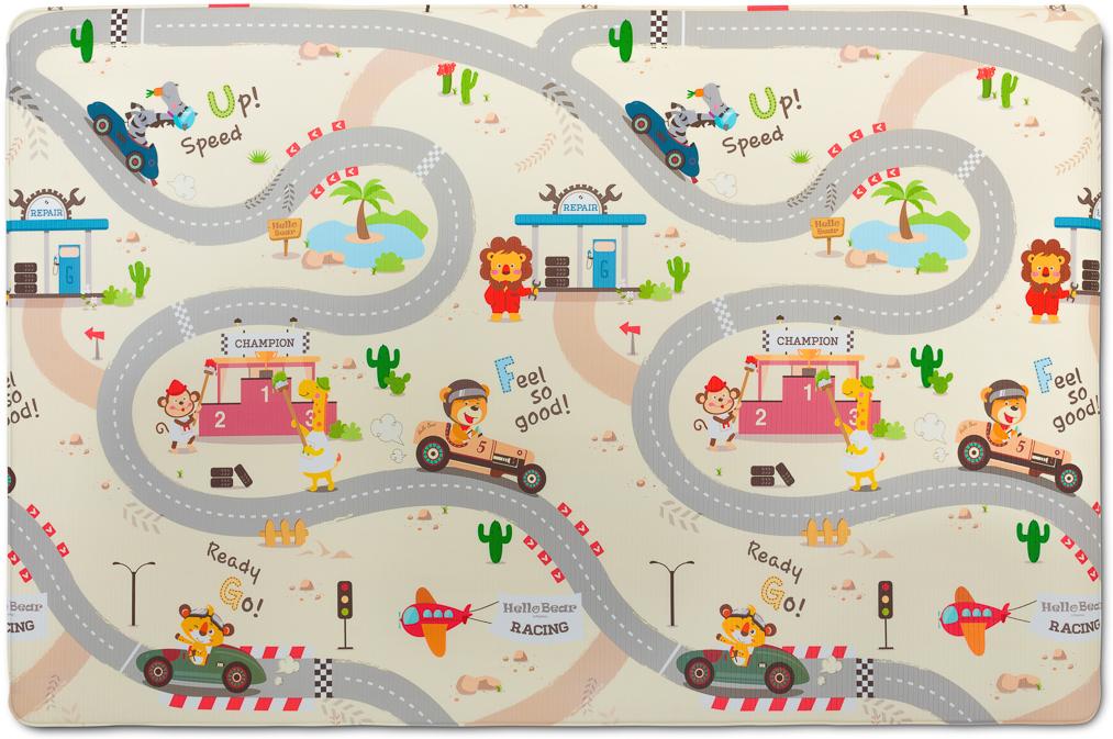 Parklon Green Soft Развивающий коврик Дороги Киты развивающие и игровые коврики parklon