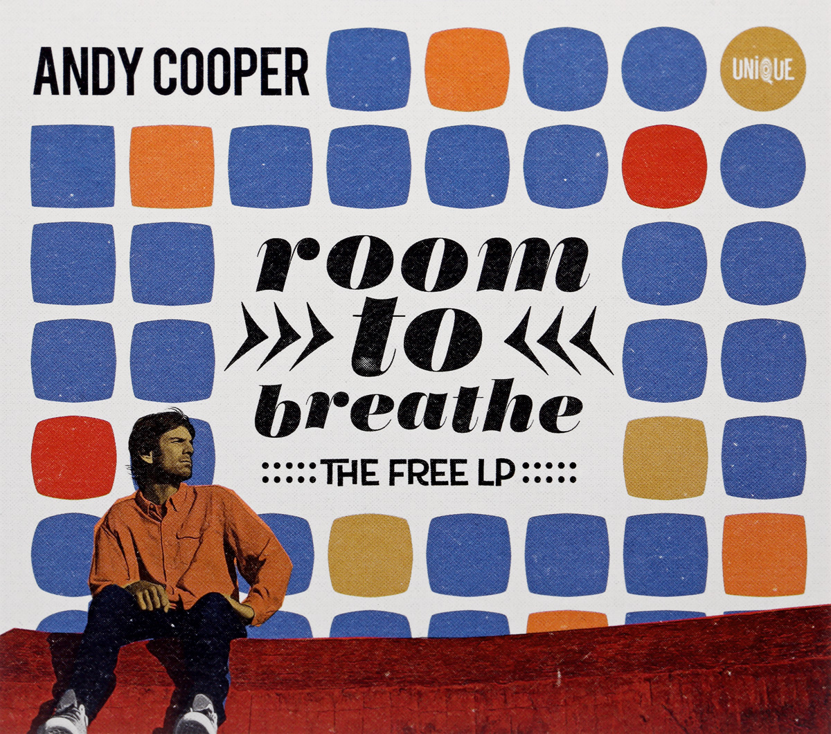 Andy Cooper Andy Cooper. Room To Breathe: The Free Lp andrew john andy partridge andy partridge powers