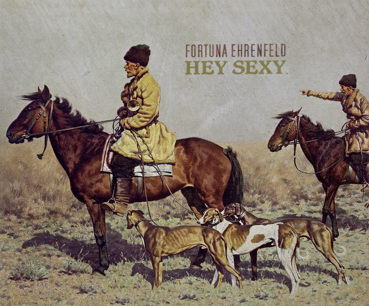 Fortuna Ehrenfeld Fortuna Ehrenfeld. Hey Sexy цена