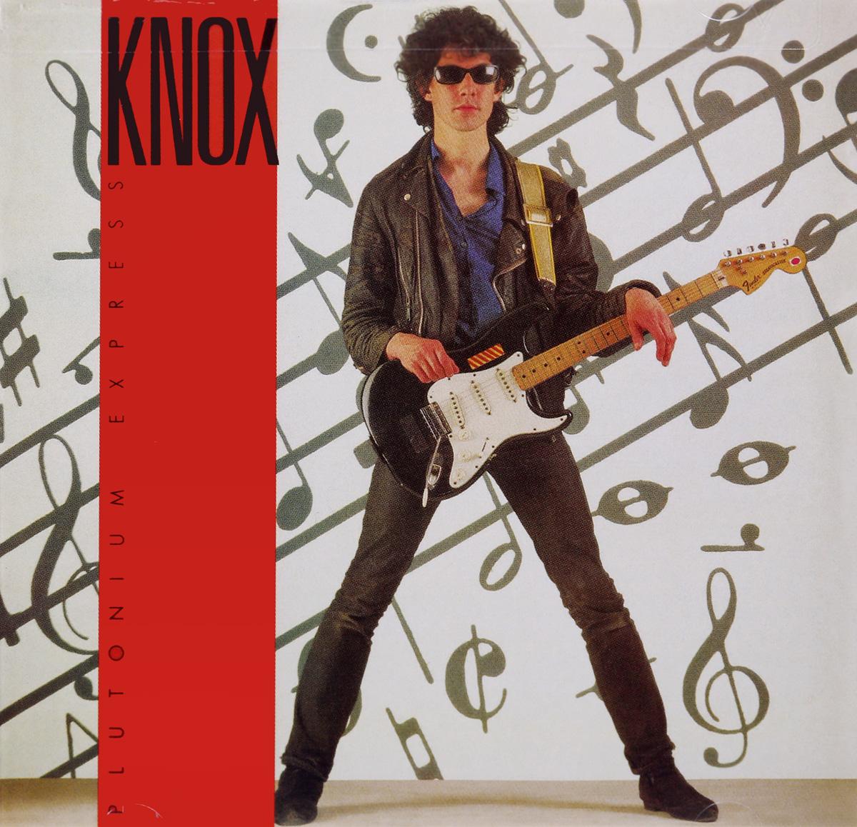 Knox Knox. Plutonium Express (2 CD)