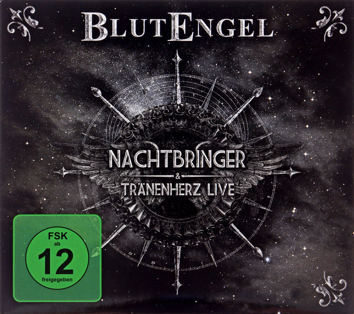 Blutengel Blutengel. Nachtbringer (Deluxe Edition) (CD+DVD) zoolect zoolect embryolody live at alexey kozlov club deluxe numbered edition cd dvd