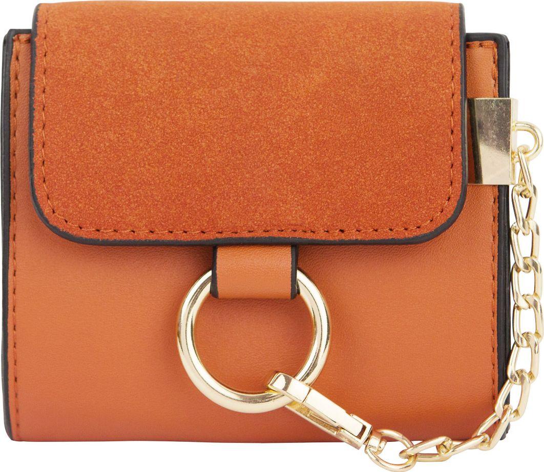 цена Сумка кросс-боди женская Kawaii Factory, цвет: коричневый. KW100-000394 онлайн в 2017 году