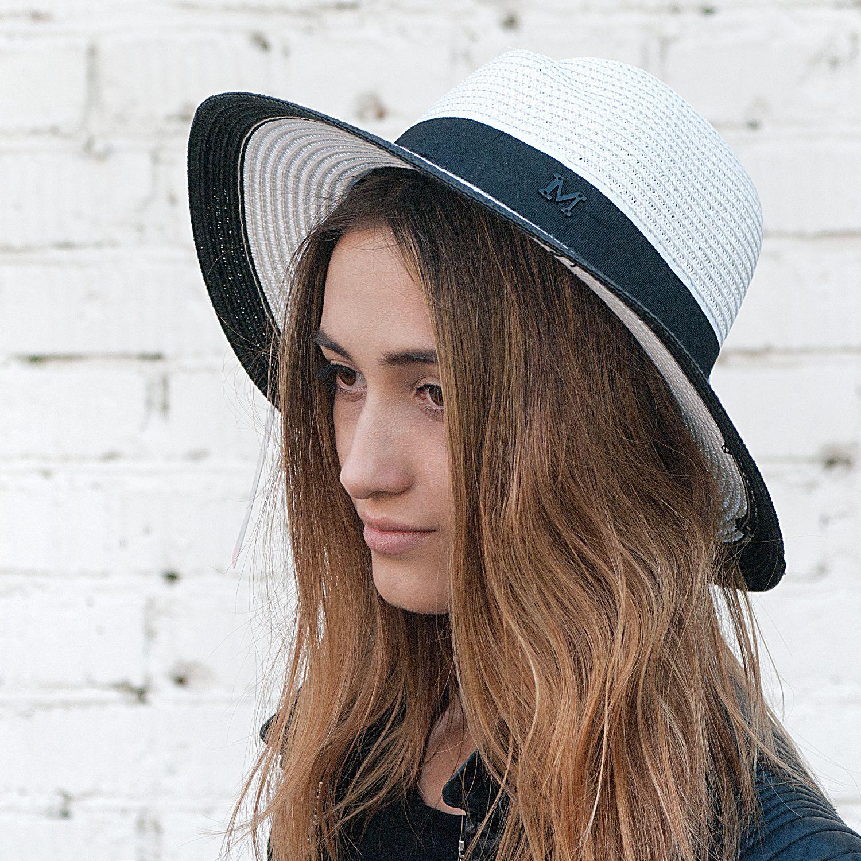 Соломенная шляпа Kawaii Factory