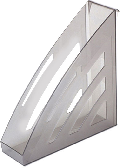 Attache Подставка для документов City тонированная attache подставка для документов яркий офис вишня