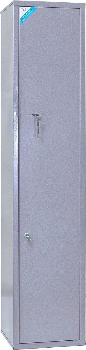 Шкаф оружейный Меткон ОШН-3, 138,5 х 30 х 28,5 см