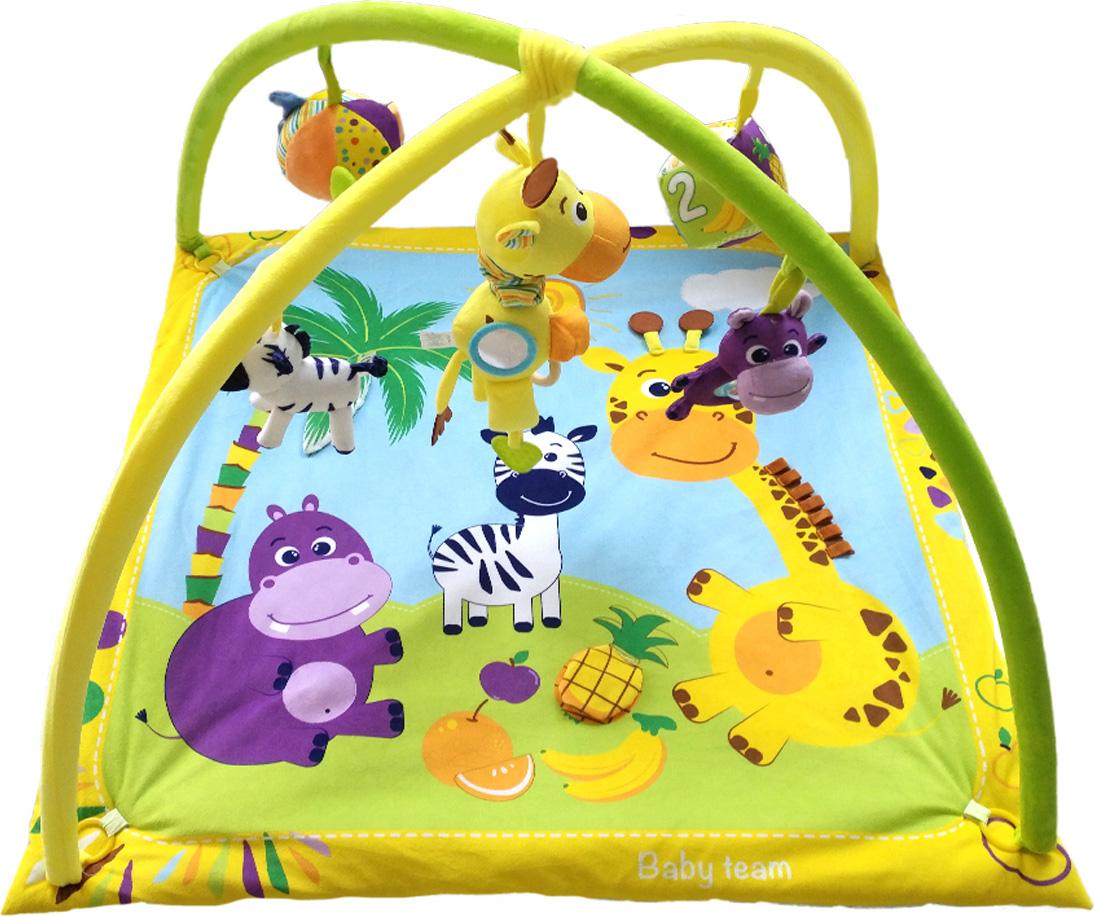 Felice Развивающий коврик Зоопарк 96 х 92 см