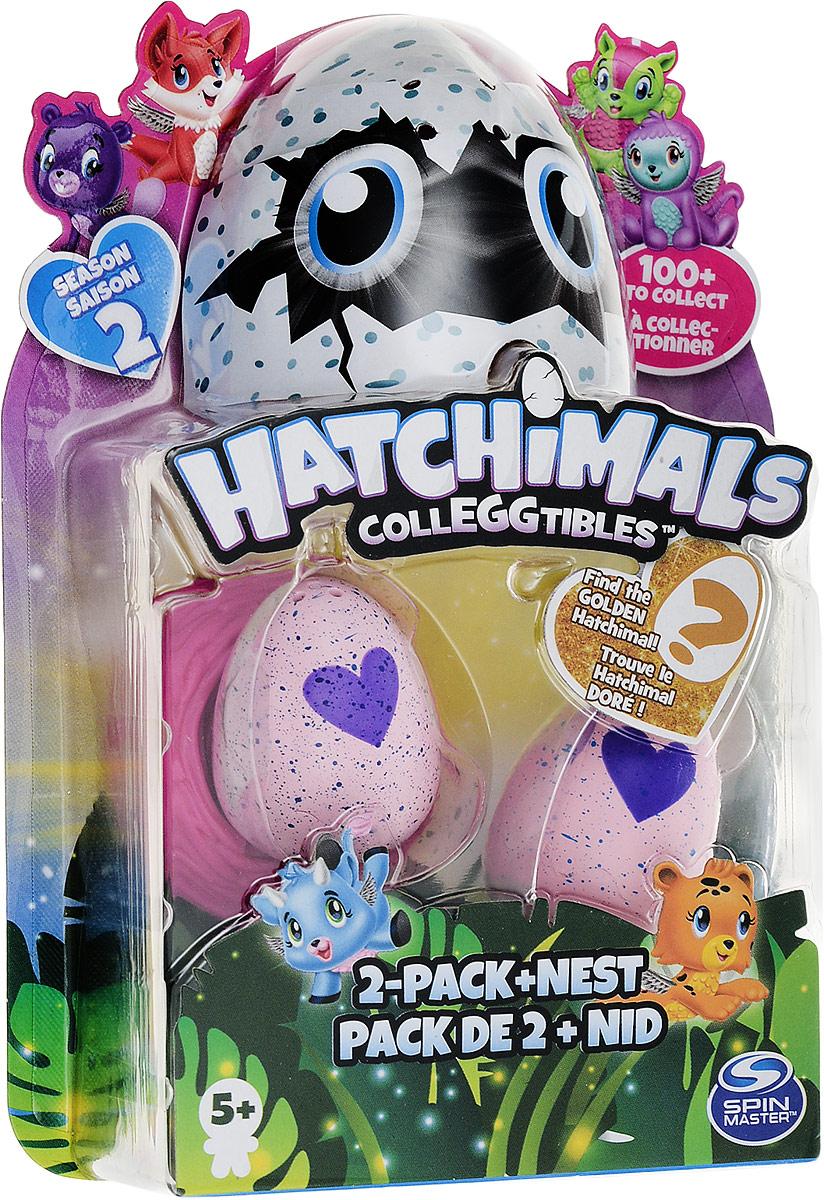 Hatchimals Коллекционная фигурка 2 шт фигурка hatchimals hatchimals colleggtibles водная мини горка 6045503