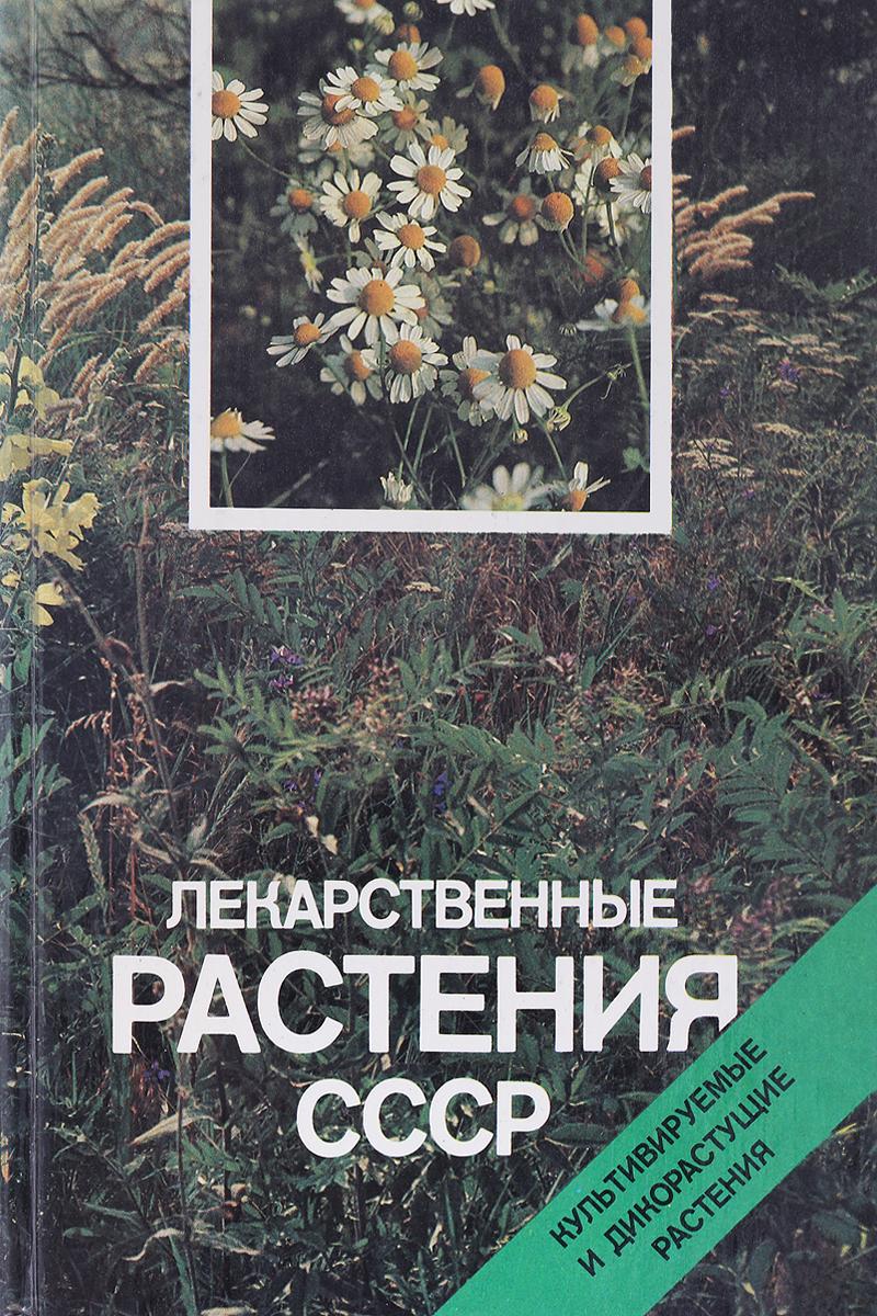 Александр Рабинович Лекарственные растения СССР: Культивируемые и дикорастущие растения культурные и дикорастущие растения нагл пособие