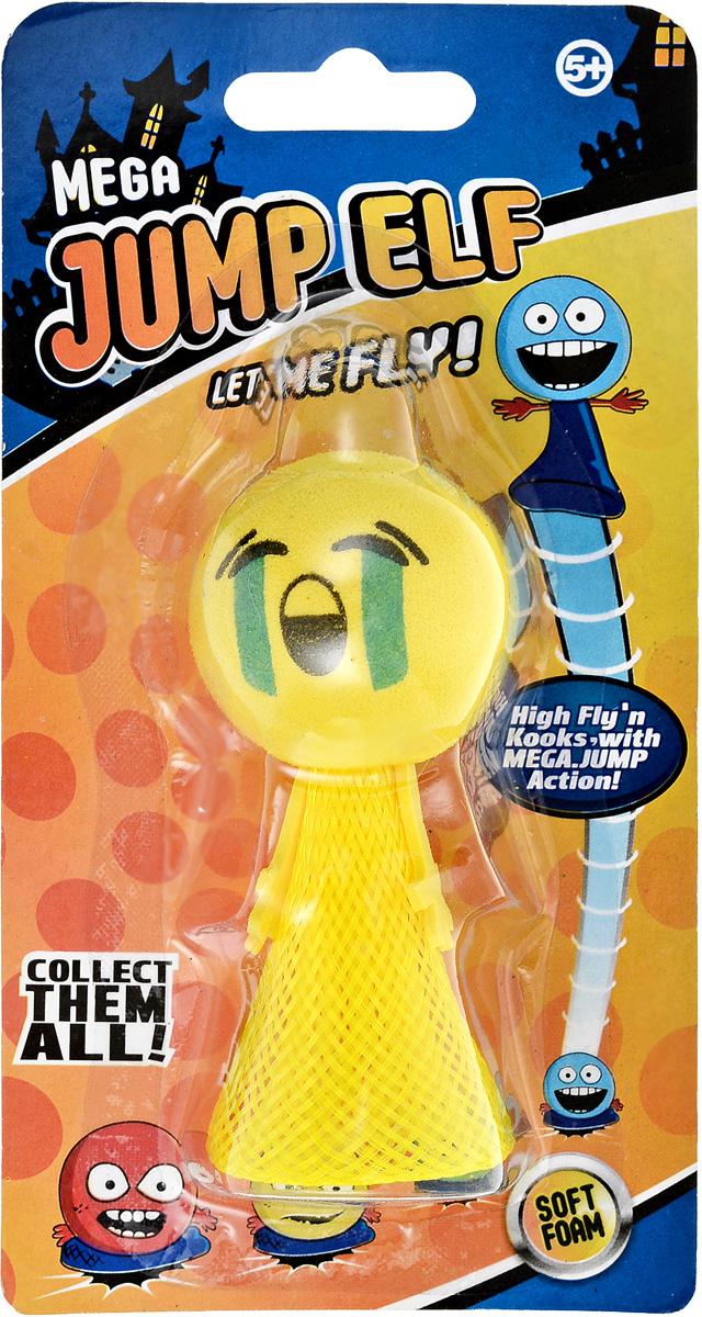 Прыгающий воланчик Эврика Попрыгунчик, цвет в ассортименте игрушка для ванной попрыгунчик в ассорт блистер