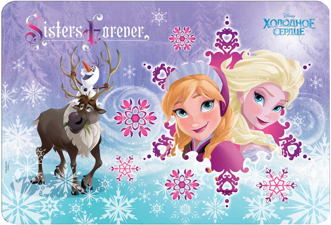 Disney Подкладка настольная для письма Disney Frozen цена