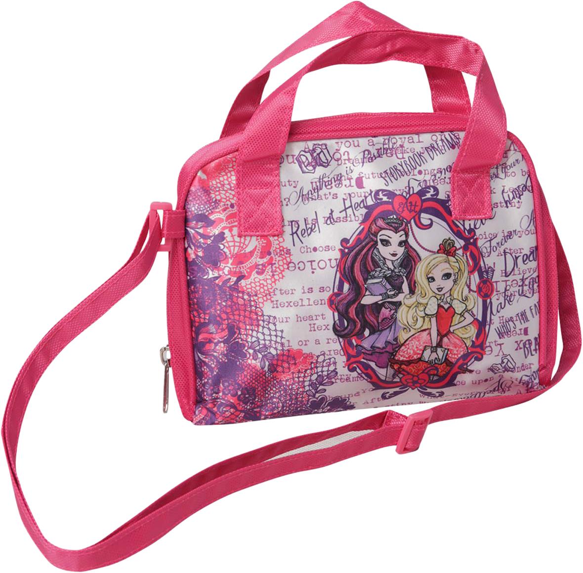 Mattel Сумка детская Ever After High цвет розовый limpopo детская доска для рисования маркером ever after high mattel