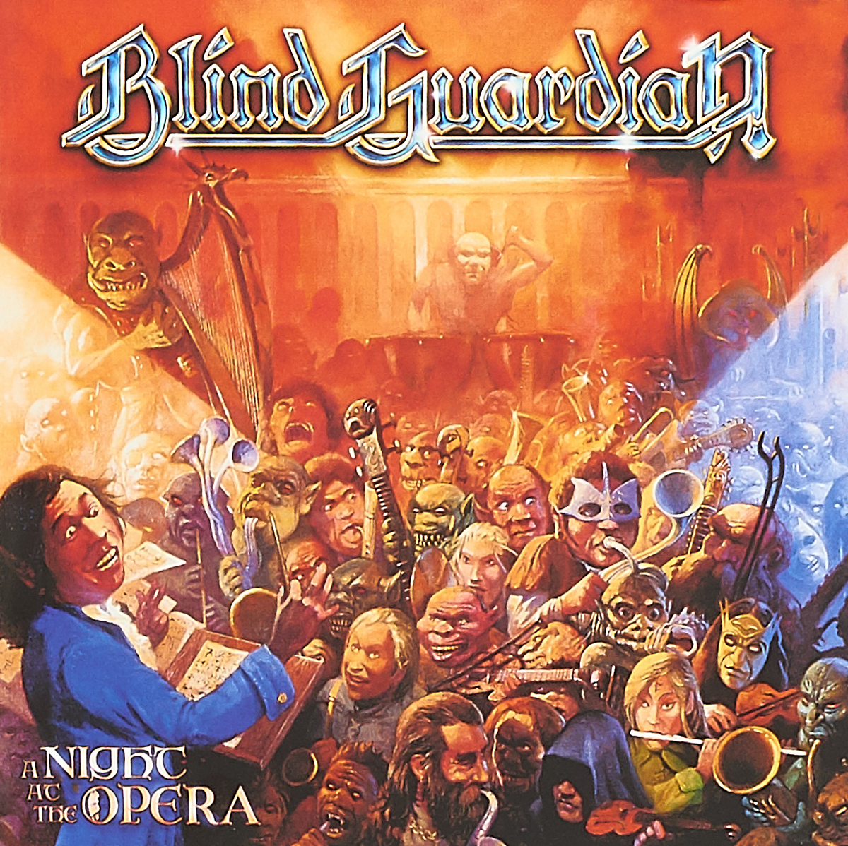 Blind Guardian Blind Guardian. A Night At The Opera a j behul the guardian of aurum