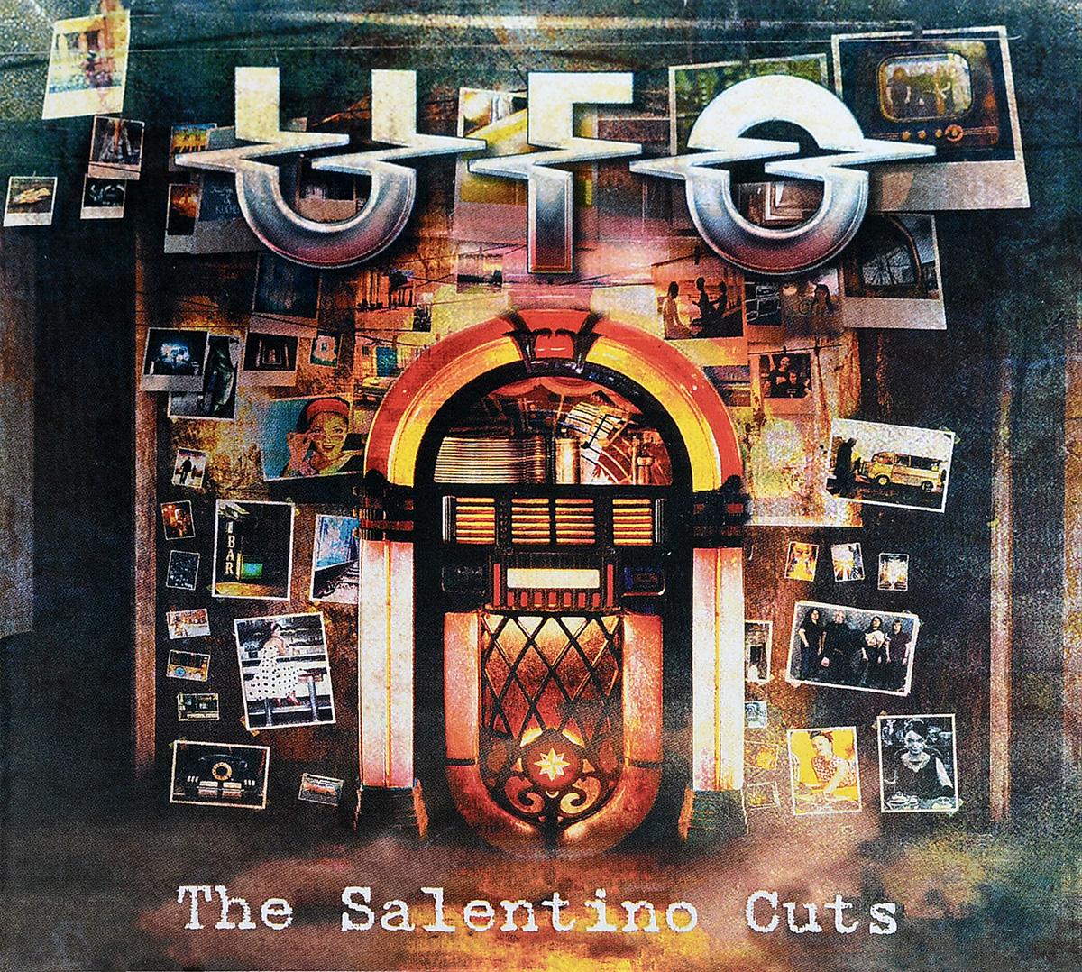 Ufo Ufo. Salentino Cuts вентилятор ufo atsfi 121