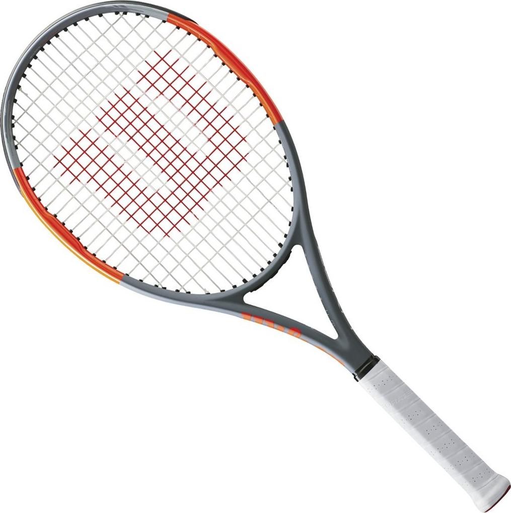 Ракетка теннисная Wilson Burn Team 100 Tns Rkt W/O Cvr 4 цена
