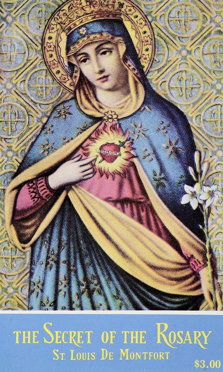 лучшая цена St. Louis De Montfort The Secret of the Rosary
