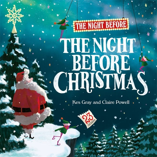 The Night Before the Night Before Christmas цена 2017