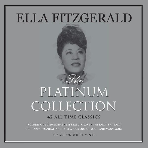 лучшая цена Элла Фитцжеральд Ella Fitzgerald. The Platinum Collection (3 LP)