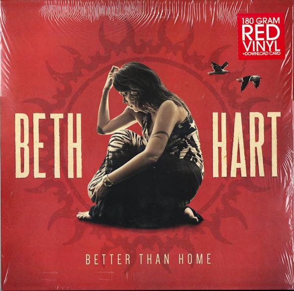 купить Бет Хат Beth Hart. Better Than Home (LP) по цене 2850 рублей