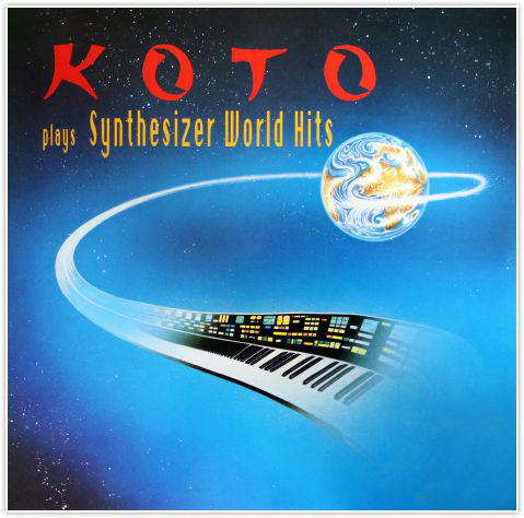 Koto Koto Plays Synthesizer World Hits (LP) koto koto the 12 mixes