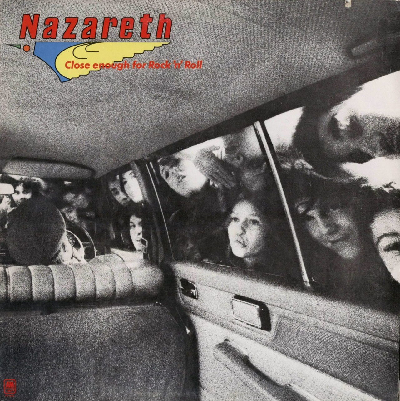 Nazareth Nazareth. Close Enough For Rock N Roll (LP) nazareth nazareth greatest hits 2 lp