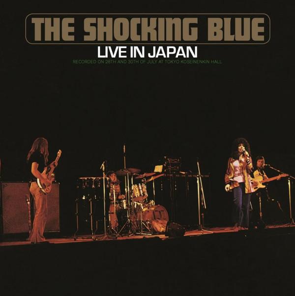 Shocking Blue Shocking Blue. Live In Japan (LP) blue blue japan водолазки