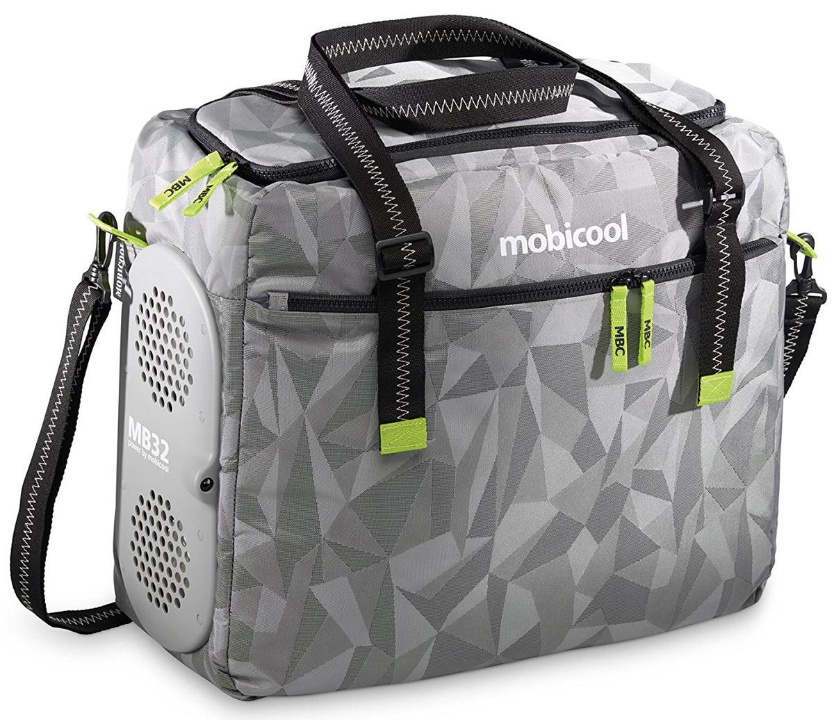 MobiCool MB32 DC, Grey термоэлектрическая сумка-холодильник