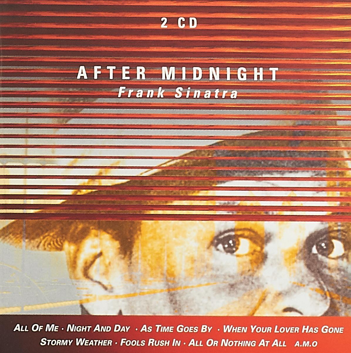 Фрэнк Синатра Frank Sinatra. After Midnight (2 CD) walking after midnight