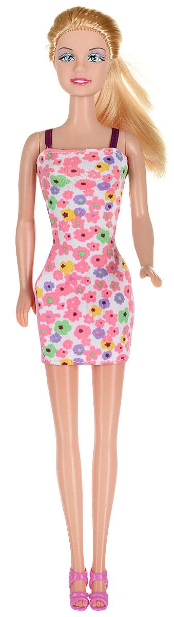 Defa Кукла Lucy цвет одежды розовый цена и фото