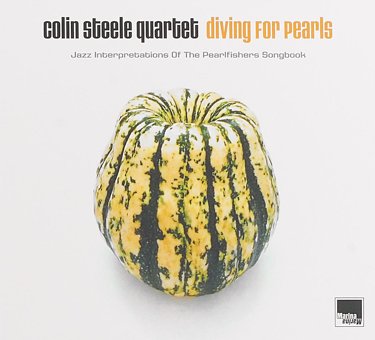 Colin Steele Quartet Colin Steele Quartet. Diving For Pearls джемпер colin s colin s mp002xm0w5w4
