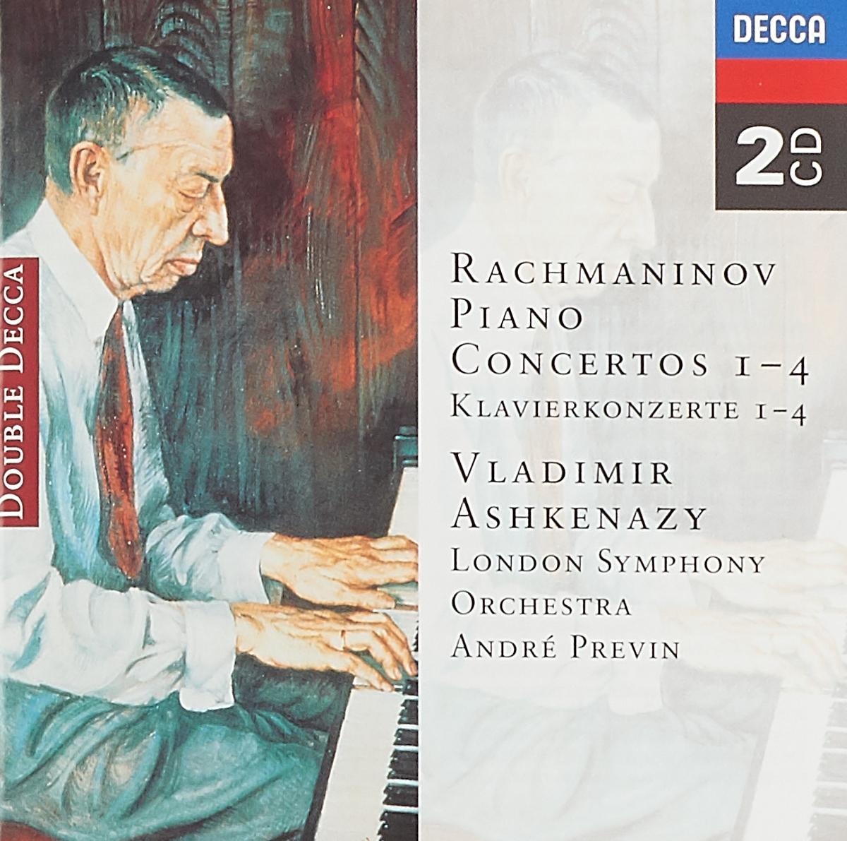 ASHKENAZY/LSO/PREV. RACHMANINOV:PIANO