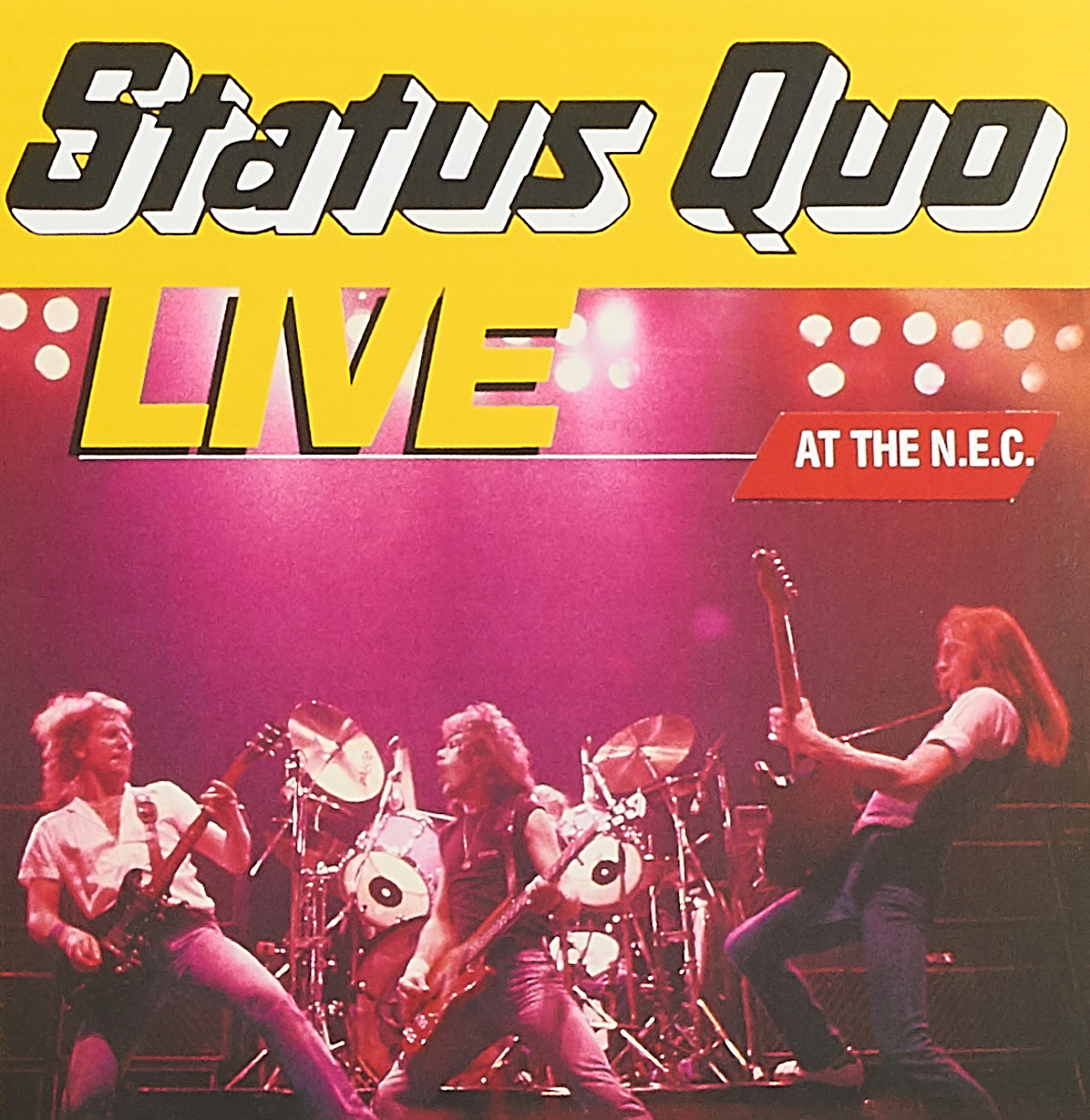 Status Quo. Live At The N.E.C.