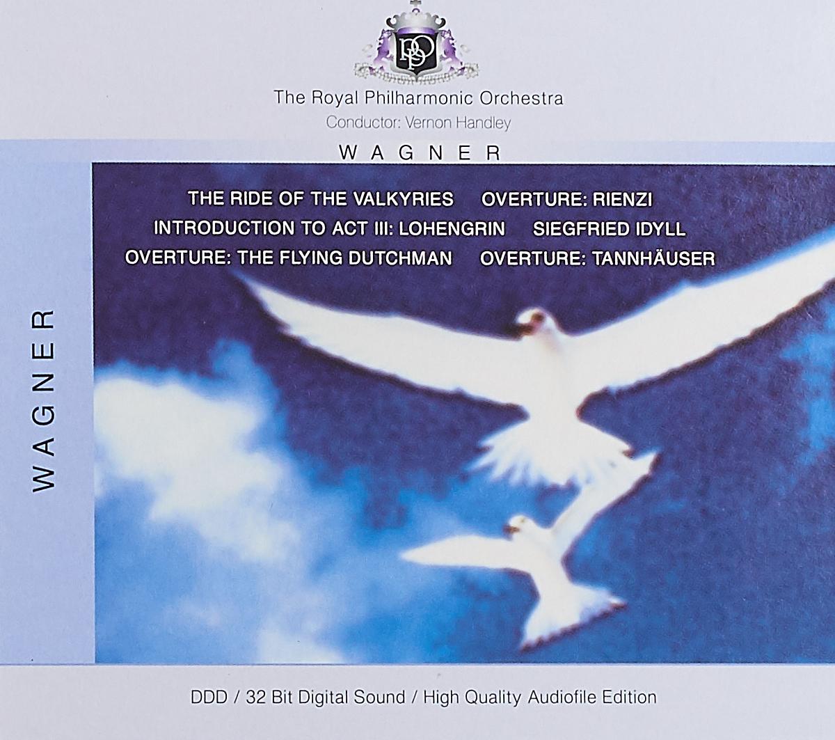 цена на The Royal Philharmonic Orchestra The Royal Philharmonic Orchestra. Wagner. The Ride Of The Valkyries
