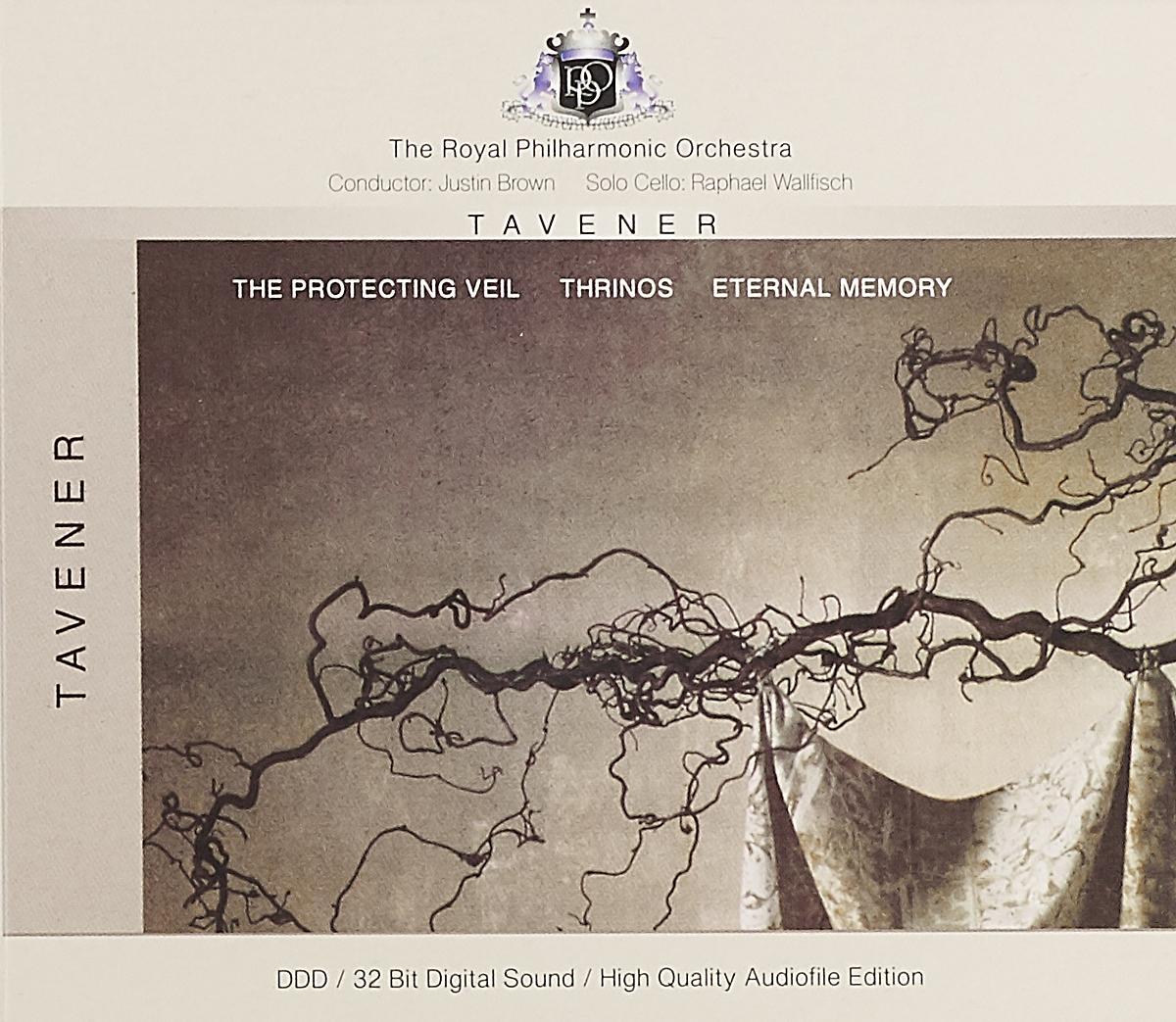 цена на The Royal Philharmonic Orchestra The Royal Philharmonic Orchestra. Tavener. The Protecting Veil / Thrinos / Eternal Memory