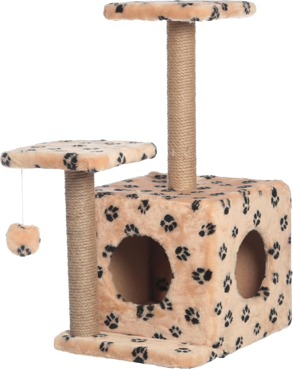 Домик для кошки картинка для детей