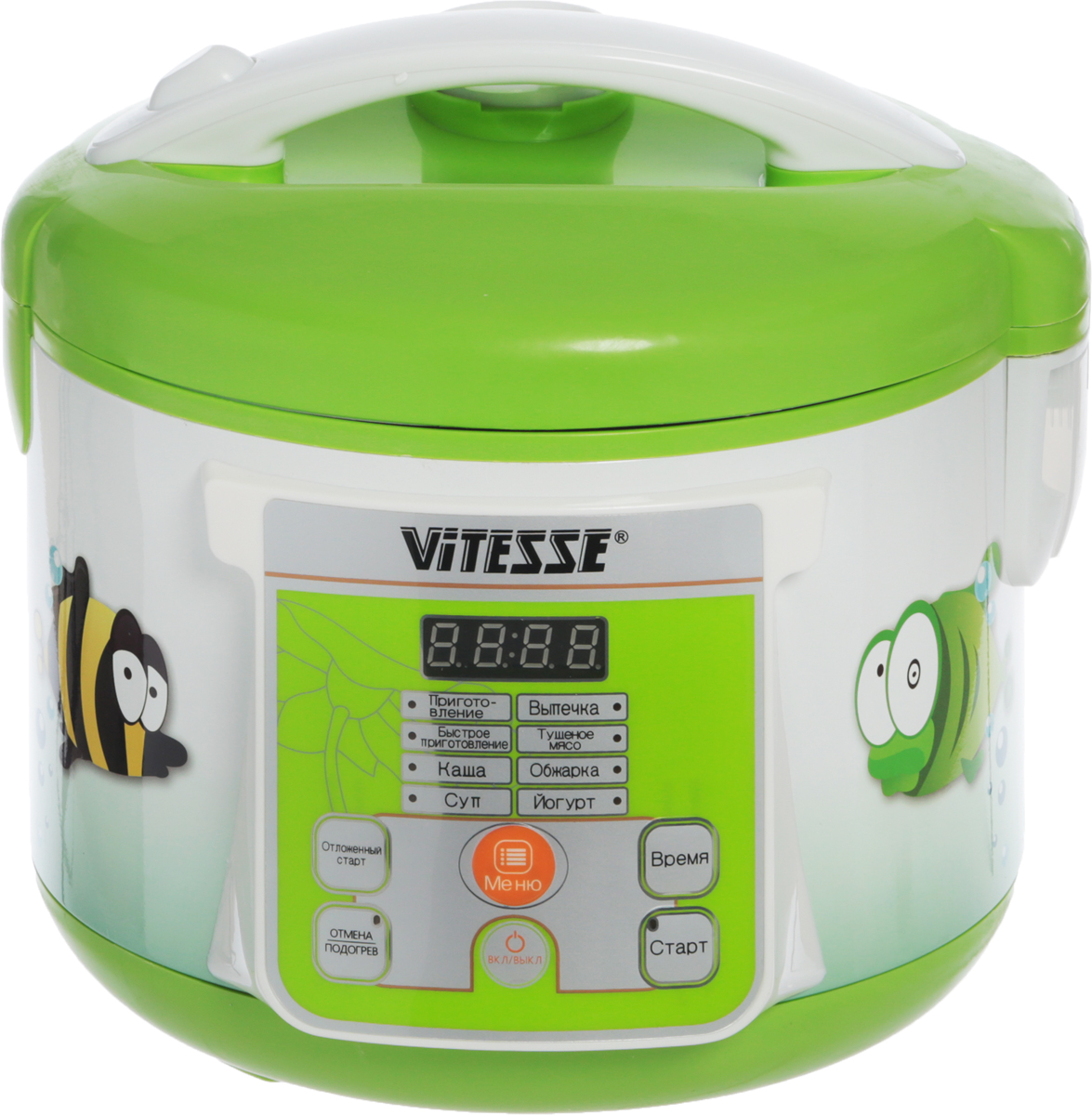 Мультиварка Vitesse VS-585, Light Green недорого