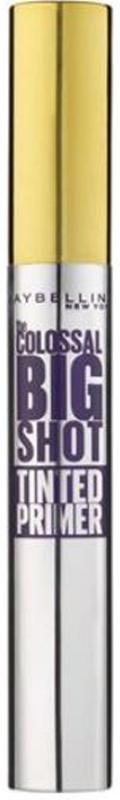 "Maybelline New York Праймер для ресниц ""The Colossal Big Shot"", цвет: черный, 9,5 мл"