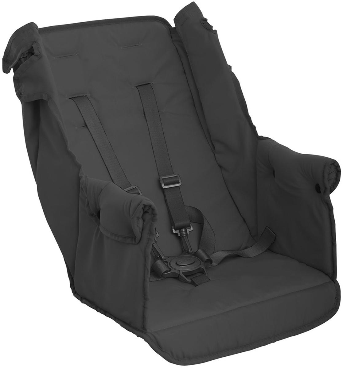 коляски для двойни и погодок Joovy Дополнительное сиденье Too Seat для коляски Caboose цвет черный