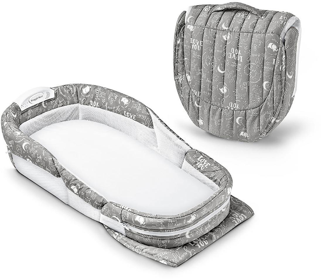 Baby Delight Дополнительная кровать ХL цвет серый BD3000